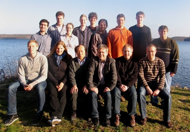 The research group of Prof. Ludwig