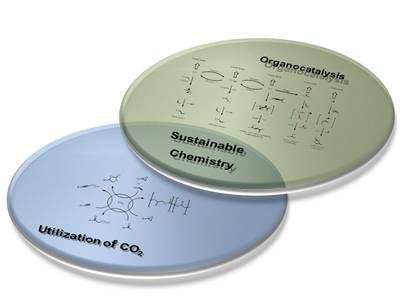Figure 1. Utilization of CO2 via direct fixation.